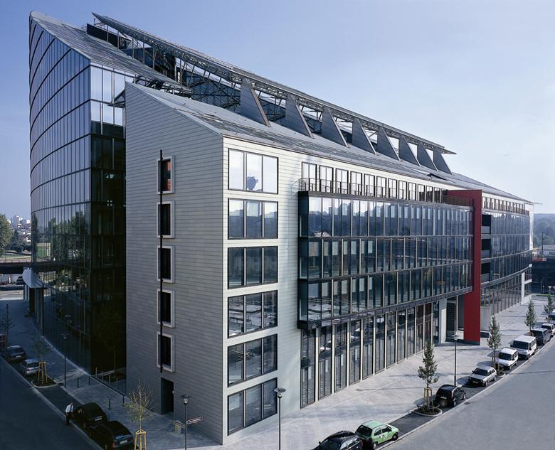 Oberfinanzdirektion Frankfurt am Main (Quellenangabe: Oberfinanzdirektion Frankfurt am Main)