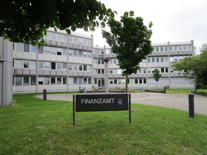 Finanzamt Hofheim