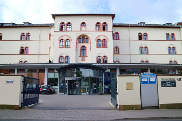 Finanzamt Offenbach