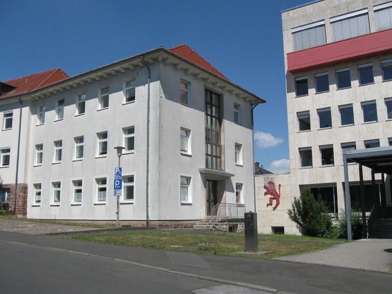 Finanzamt Schwalm-Eder