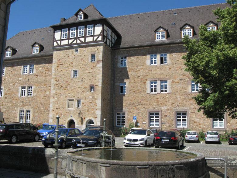 Finanzamt-Schwalm-Eder - Verwaltungstelle Melsungen