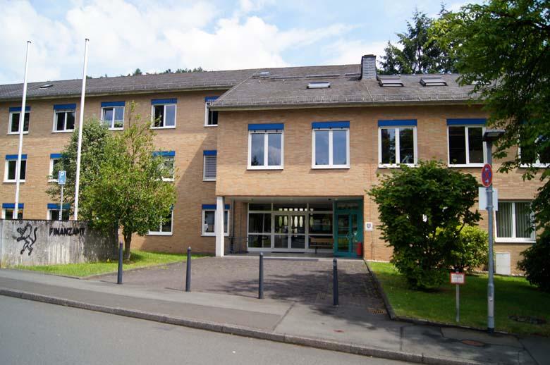 Finanzamt Marburg-Biedenkopf - Verwaltungsstelle Biedenkopf