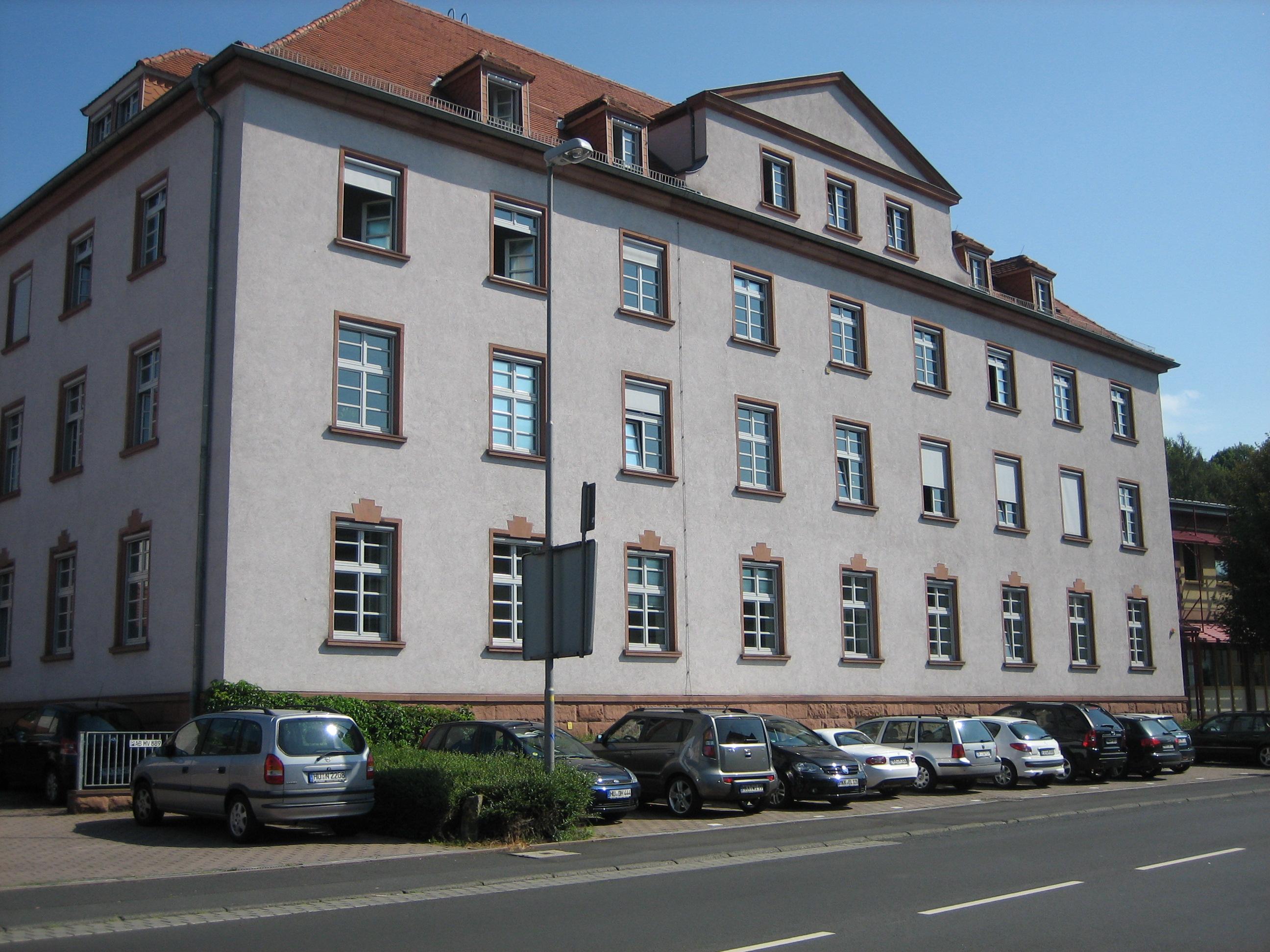 Finanzamt Gelnhausen