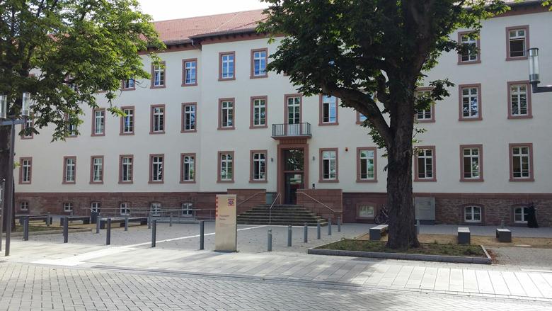 Finanzamt Hanau